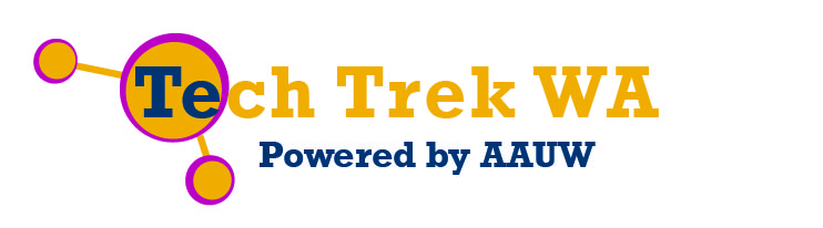 Tech Trek WA Logo